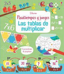 Tablas de multiplicar, Las