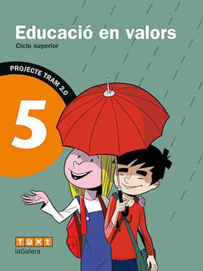 VALORS SOCIALS TRAM 2.0 5e PRIMÀRIA Text 9788441223813