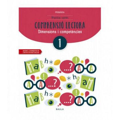 QUADERN COMPRENSIÓ LECTORA 1 Baula 9788447936878