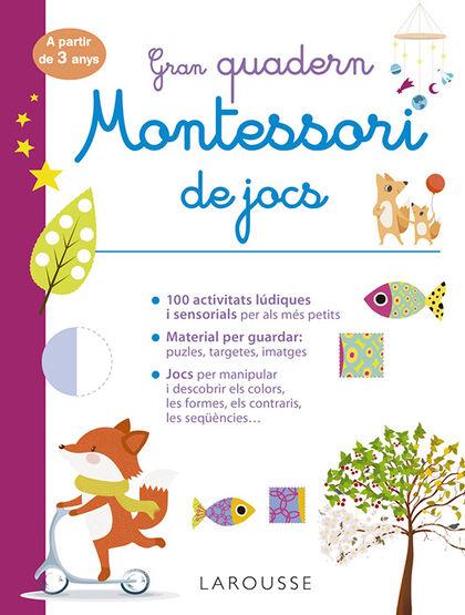 LAR P3 Gran quadern Montessori