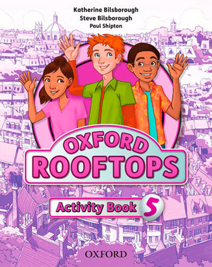 OUP E5 Rooftops/AB Oxford 9780194503686