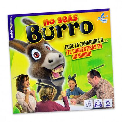 Juego de agilidad Trago Games No me seas burro