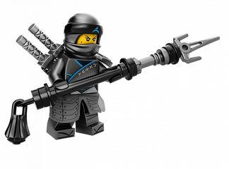 Lego Ninjago Reptador ninja nocturn