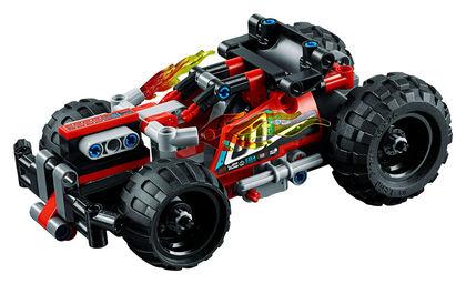 LEGO Technic derribar! (42073)