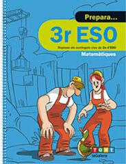 PREPARA 3ESO MATEMÀTIQUES 2n ESO Text 9788441230453