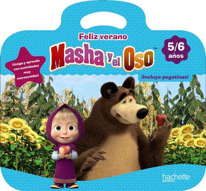 Hac p5 vacaciones/masha y el oso