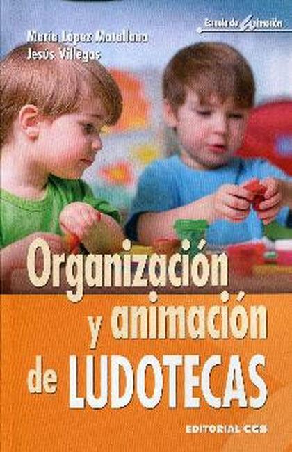 ORGANIZACION Y ANIMACION DE LUDOTECAS (N