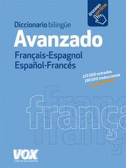 Diccionario Avanzado Français-Espagnol/E