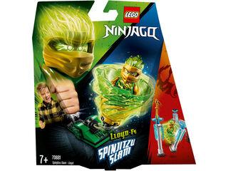 Lego Ninjago Spinjitzu slam: Lloyd