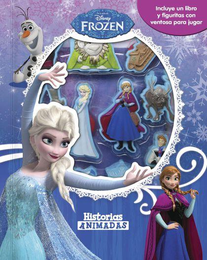 Frozen. Historias animadas