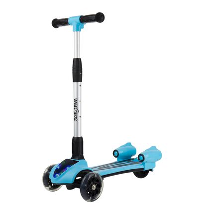 Patinete infantil Watmotion Iwatspace Azul