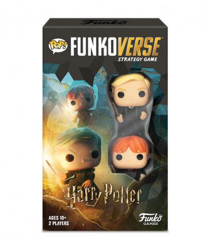 Juego de estrategia Funkoverse Taula Harry Potter 2 Figures