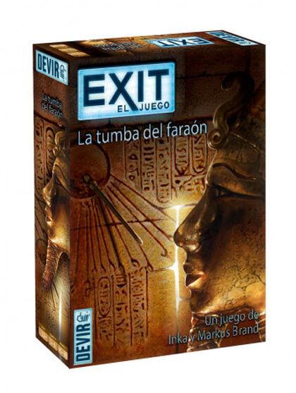 Juego de misterio Devir éxito- La Tumba Del Faraon