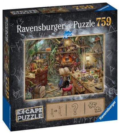 Puzzle Ravensburger Escape cocina