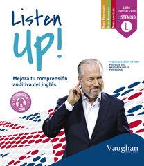 VAUGHAN Listen Up! Vaughan 9788415978886