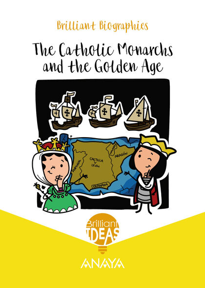 The Catholic Monarchs and the Gold PRIMÀRIA Anaya Text 9788469846339