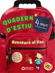 AVENTURA AL CAMP Barcanova Quaderns 9788448944803
