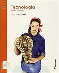 TECNOLOGIA V 3º ESO Santillana Text 9788468028262