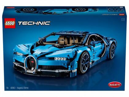 LEGO Technic Bugatti (42083)