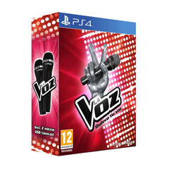 PS4 LA VOZ QUIERO TU VOZ (BUNDLE)