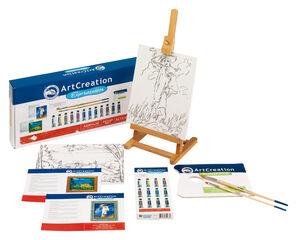 SET ACRILICO ART CREATION COMBI