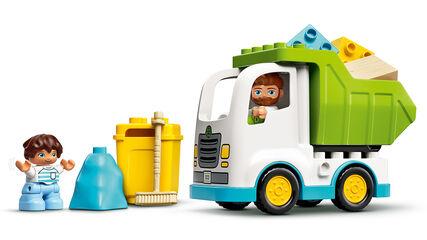 LEGO Duplo Camió Residus i Reciclatge