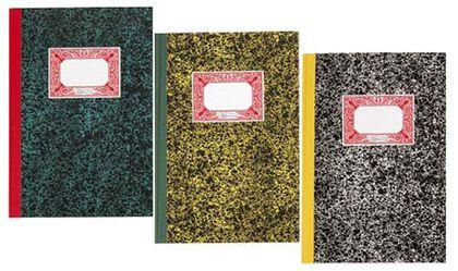 Cuaderno Cartoné Miquelrius A6 Blanco 100F Plantado
