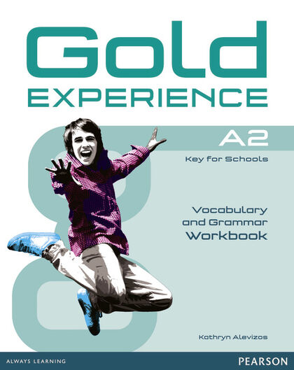 GOLD EXPERIENCE A2 GRAMMAR&VOCABULARY Pearson 9781447913894