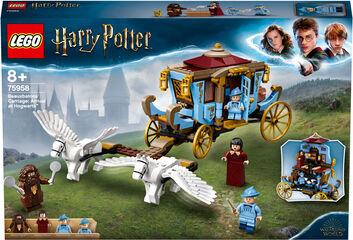 LEGO Harry Potter Carruaje de Beauxbatons: Llegada a Hogwarts (75958)