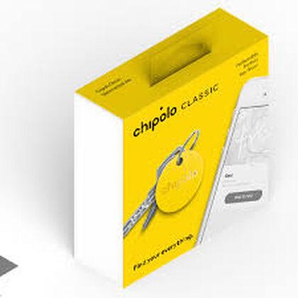 ClauerLocalizador GPS Amarillo