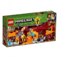 Lego Minecraft Puente del Blaze
