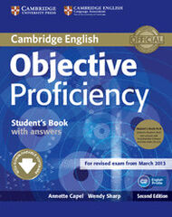 CUP Objective Proficiency 2E/SB+k+DS+CD Cambridge 9781107633681