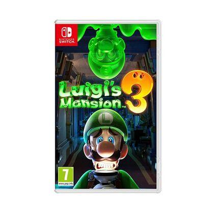 Luigis Mansion 3Nintendo Switch