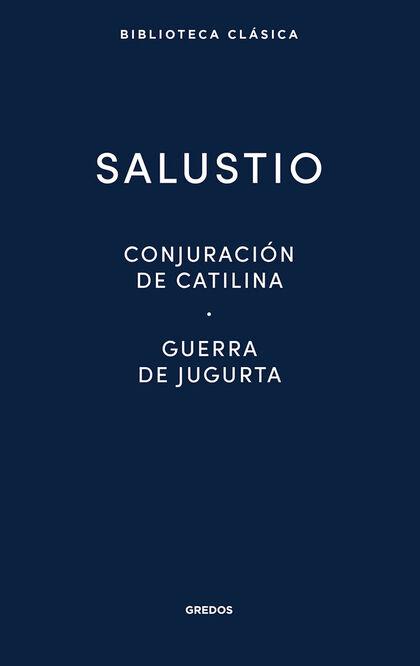 Conjuracion catilina , Guerra jugurta ,