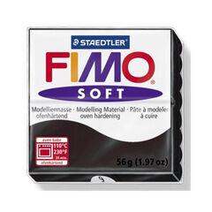 FIMO SOFT NEGRO 57gr