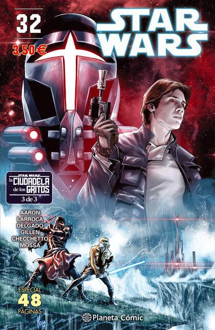 Star Wars nº 32/64 (La Ciudadela de los Gritos nº 03/03)