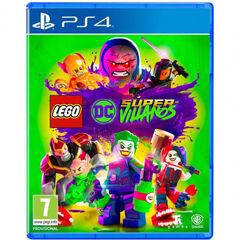 PS4 LEGO DC SUPER-VILLANOS