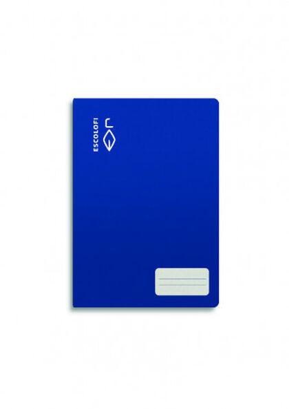 Libreta Cuarto 32 hojas 70 gr liso azul