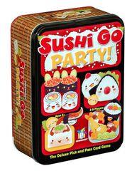 Sushi Go Party! Devir