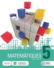 Matemàtiques/18 PRIMÀRIA 5 Edebé 9788468337616