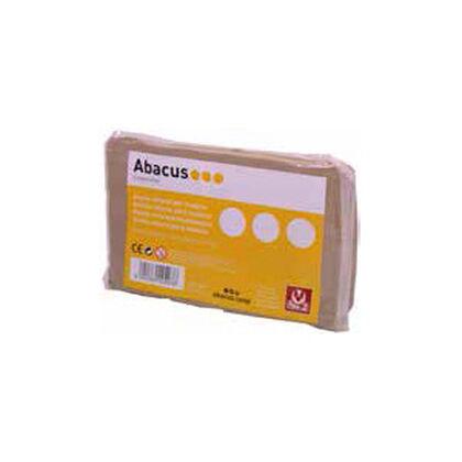 Arcilla Abacus  1500 gr Blanco