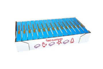 Plastilina Jovi 15 u. 150 gr Blau