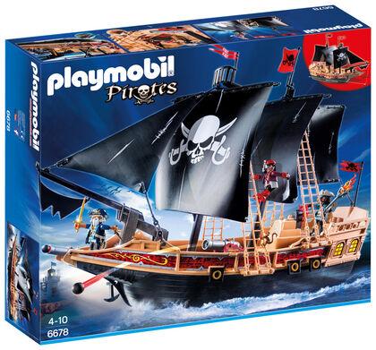Playmobil Pirates Vaixell corsaris
