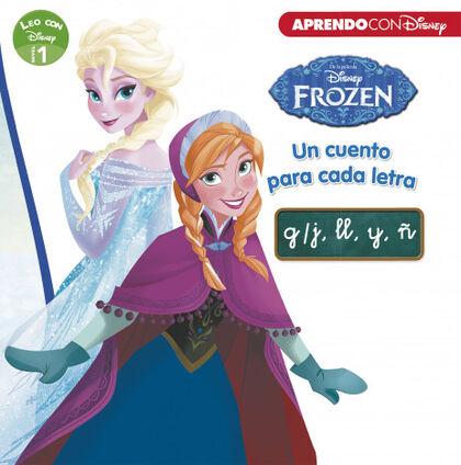 Frozen. Un cuento para cada letra: g/j,
