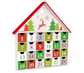 Joc de construcci Calendari d'advent Caseta