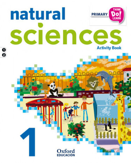 Think Natural Science/CE Pack PRIMÀRIA 1 Oxford 9788467396539