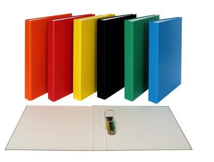 Carpeta Abacus Forrada 2 anillas 30 mm Verde