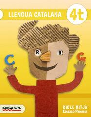 Català/16 PRIMÀRIA 4 Barcanova Text 9788448939540