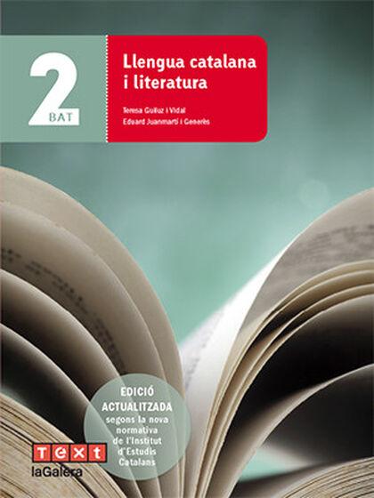 LLENGUA I LITERATURA 2n BATXILLERAT Text 9788441224087