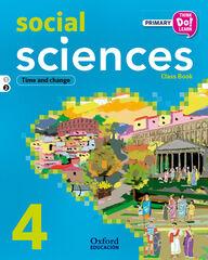 Think Social Science/LA M2 PRIMÀRIA 4 Oxford 9788467392166